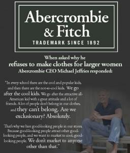 Abercombie & Fitch