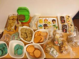 So viele Kekse!