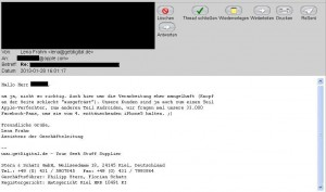 2. E-Mail