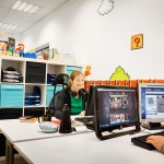 Raumgestaltung Kreativbüro