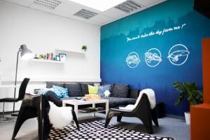 Raumgestaltung Lounge