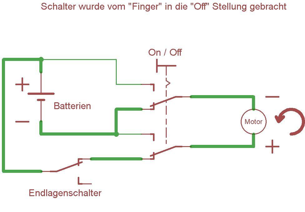 Schön Verdrahtung 3 Schalter In Einer Box Bilder - Elektrische ...