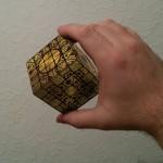 GetDigital Zauberwürfel-Kunstprojekt-Hellraiser-Cube