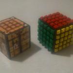 GetDigital Zauberwürfel-Kunstprojekt-MinecraftLego1-Cube
