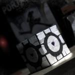GetDigital Zauberwürfel-Kunstprojekt-Companion-Cube