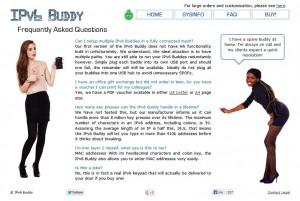 Buddy FAQ