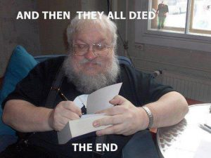 Der ultimative Game of Thrones Spoiler