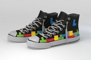 Tetris Schuhe