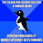 Socially Awkward Public Domain
